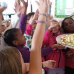 Applepalooza at Matoaka healthy lifestyles week
