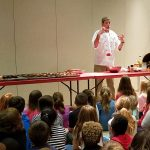 Healthy Lifestyles Demo - Thank You Chef Long!