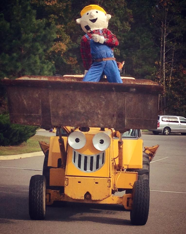 Principal Jacobs Halloween costumes
