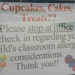 Food Allergies & School Celebrations