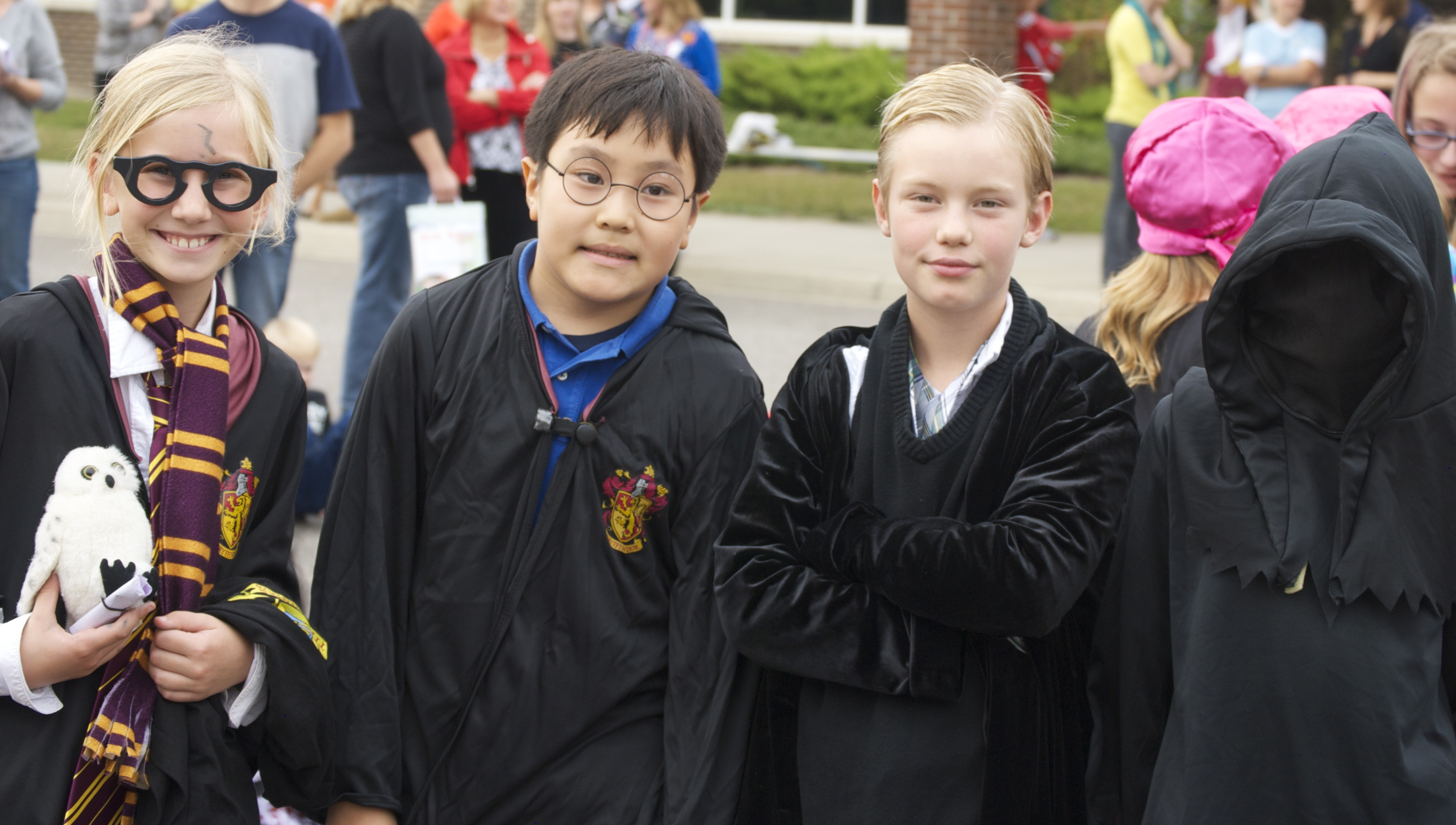 harry potter club halloween 2013 – matoaka elementary pta