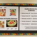 Healthy Lifestyles Week Starts Monday Oct 30th!