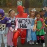 Matoaka Man Halloween Parade Matoaka Elementary