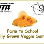 PTA-SHIP Locally Grown Butternut Squash Sampling