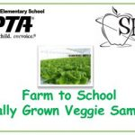 PTA-SHIP Virginia Hydroponic Bibb Lettuce Sampling!