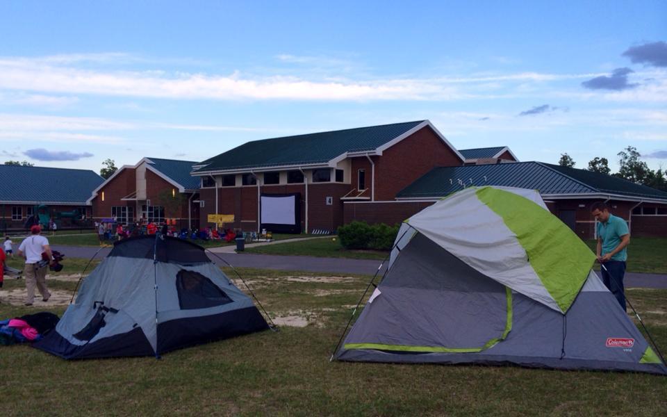 Matoaka_dadscampout_tent_setup