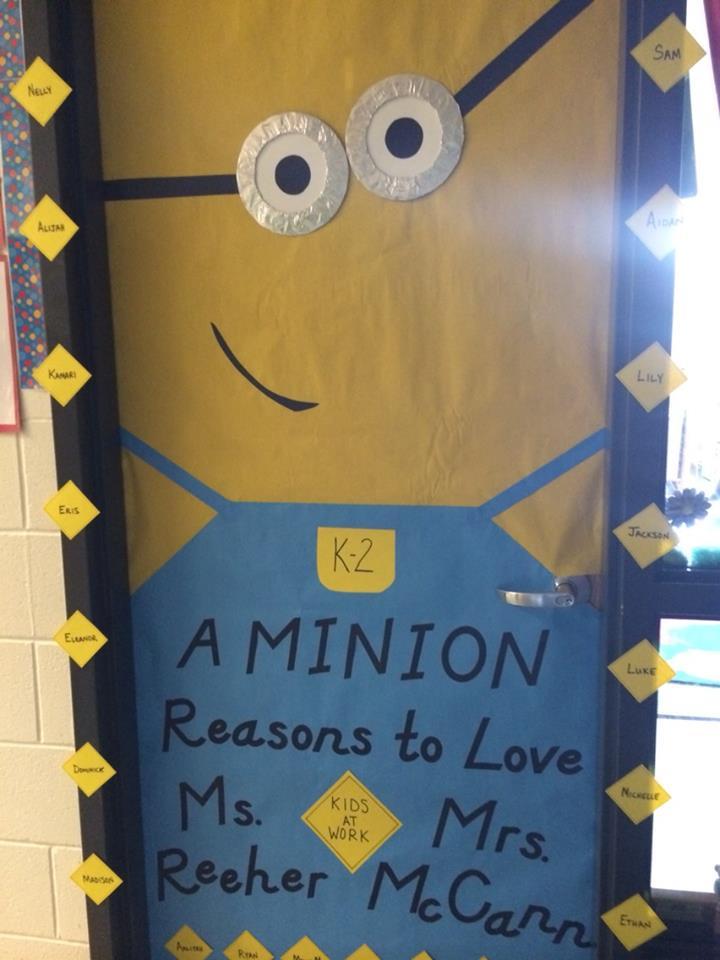 TAW_teacherappreciationweek_door_Minions