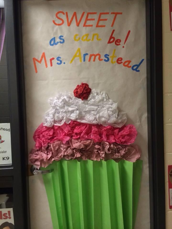 Classroom Door Decoration Teacher Appreciation Week : Teacher appreciation week