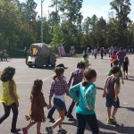 Matoaka Elementary Walk in the Wild West Walkathon